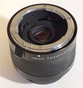 Nikon TC-201 Telekonverter: Kleinanzeigen aus Schwabach - Rubrik Foto und Zubehör