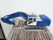 Magom Kettenbagger Hydraulik RC 1