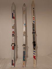 3 Ski paare