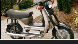 Mofas, 50er Kleinkrafträder - SUCHE SR 50