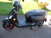 Sym 125 ccm Roller wie