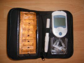 Bild 4 - Blutzucker-Meßgerät MediSense UNGEBRAUCHT - Calw Hirsau