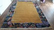 Schöner Original Nepal-Teppich 205 x