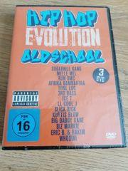 Hip Hop Evolution Oldschool Rap