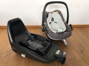 Maxi Cosi Kindersitz Pebble Plus