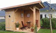 Grillhütte Lounge