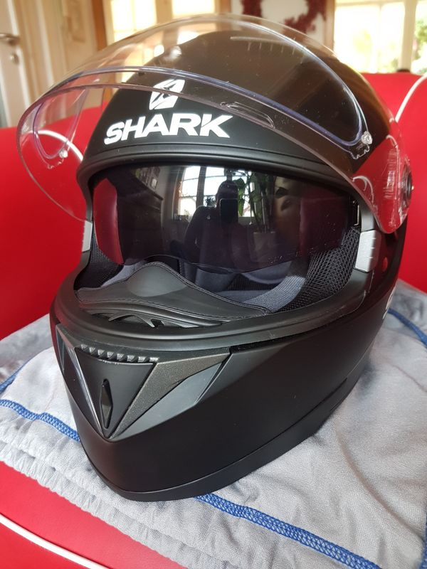 Motorradhelm Shark S900 Gr XS