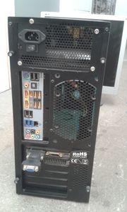 PC Komplett System- Typhoon