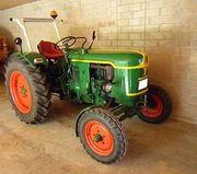 Traktor Deutz F2L 612 6