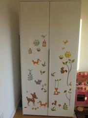 Babyzimmer PAIDI Kleidderschrank Serie Fabio