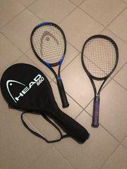 Head 2 Tennisschläger inkl Tasche