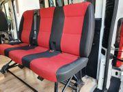 Fiat Ducato 3er-Sitzbänke