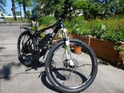 Bulls Green Mover E-Mountainbike - Reiserad