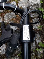 Fahrradträger für AHK Thule