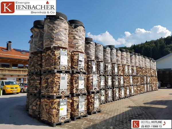 Kaminholz Brennholz Feuerholz Scheitholz für