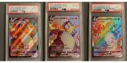 Pokemon 3 VMAX KARTEN ALLE