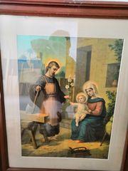 Bild - Die heilige Familie