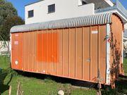 Bauwagen ca 5 20m x