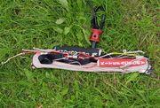 Ich verkaufe meine Kite-Schirme