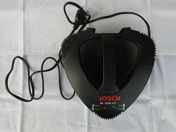 Schnellladegeräte Bosch AL 3640 CV