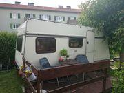 Wohnwagen Cube ca 6 Schlafplätze