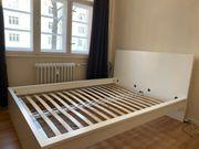 IKEA Bett inklusive Lattenrost