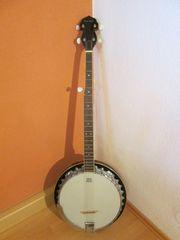 Banjo 5-saitig Bluegrass Harley Benton