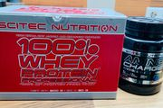 SCITEC Whey Charge