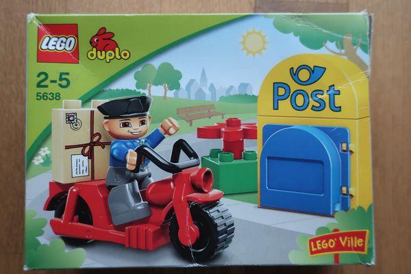 Lego Duplo 5638 Postbote mit