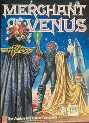 Merchant of Venus 1 Auflage