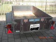 PKW -Anhänger 600 kg