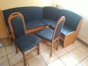 Reserviert Eckbank Sitzgruppe Stühle Bank