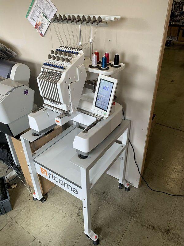 Ricoma EM 10 10 Stickmaschine