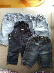 Kleiderpaket 62 68 Jeans Latzhosen
