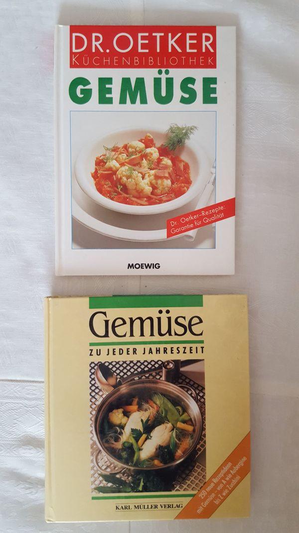 7 Kochbücher Backbücher in gutem