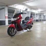 Suzuki Burgman 400 CBS Bremssystem