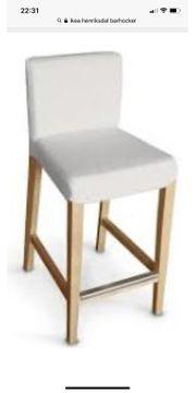 5 Henriksdal Barhocker von Ikea