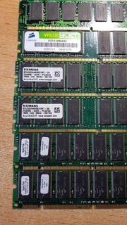RAM Arbeitsspeicher unterschiedliche Größen Laptop