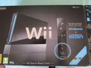 Wii Spielekonsole mit Kontroller 1