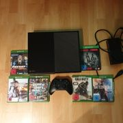 xbox one 500gb top zustand