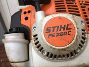 Stihl Motorsense FS 260 c