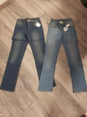Damen Jeanshose Gr 36 Neu