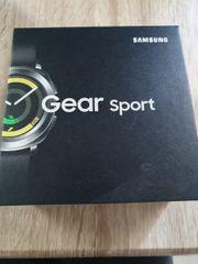 Samsung Gear Sport mit Rechnung