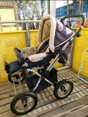 Kinderwagen -Beby plus