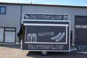 Imbisswagen Imbissanhänger Verkaufsanhänger Food-Truck Nr