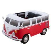 Kinderfahrzeug - Elektro Auto VW Bulli -