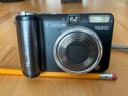 Digital Kamera von Canon