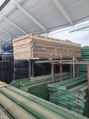 Böden Bretter für Schwerlastregale 1-2-3m