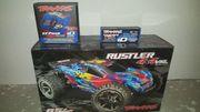 Traxxas Rustler 4x4 vxl brushless