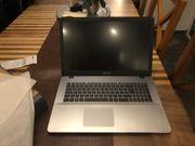 Neuer Laptop Asus F 705